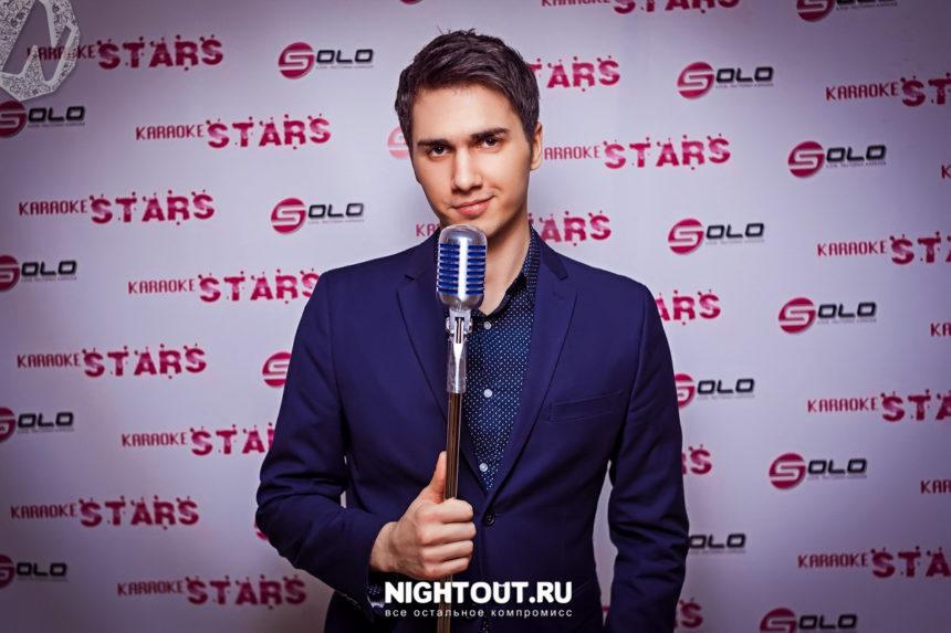 """Новый вокалист и ведущий в клубе """"Solo"""" – Никита Мирошниченко!"""