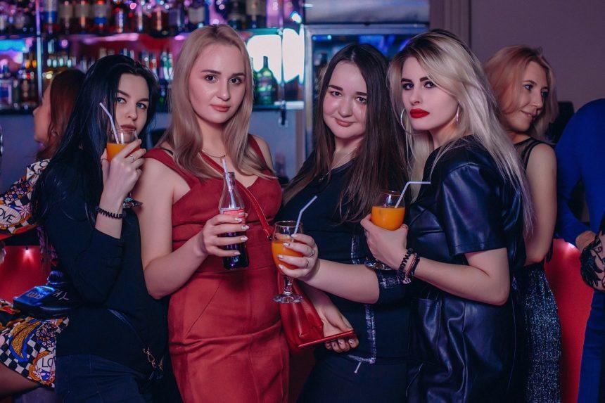 Вечеринка с Никитой Мирошниченко