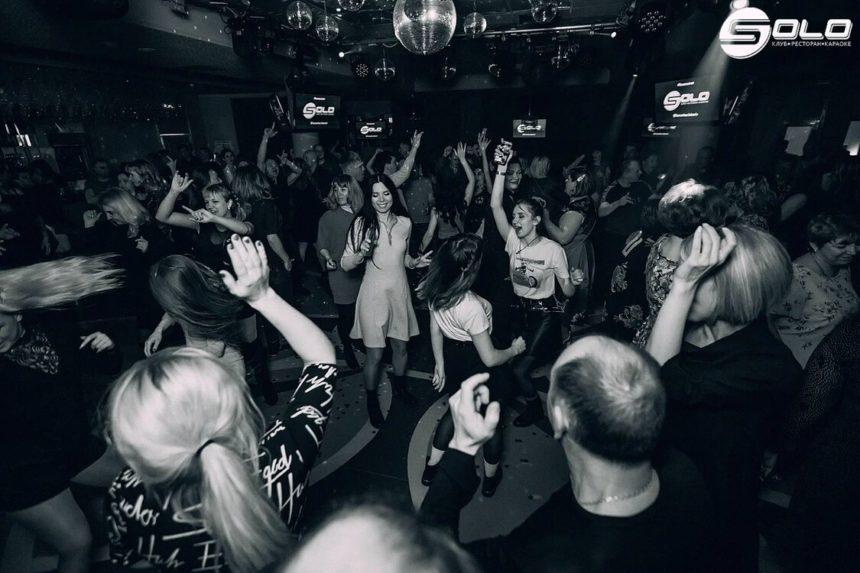 """Фотоотчёт от 8 Марта в клубе """"Solo"""", ч. 2!"""